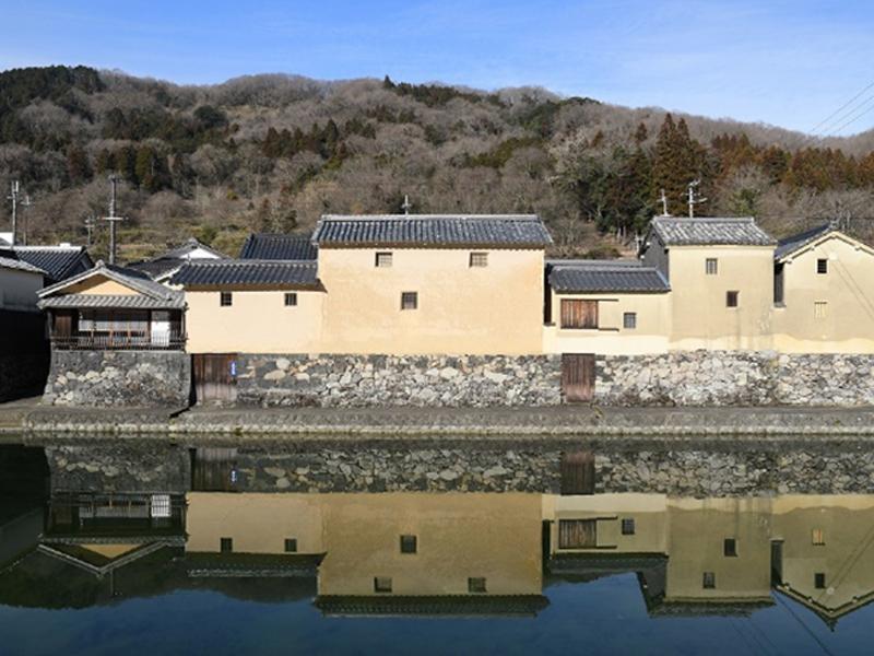 佐用町の平福 平福  各市町の紹介:播磨広域連携協議会